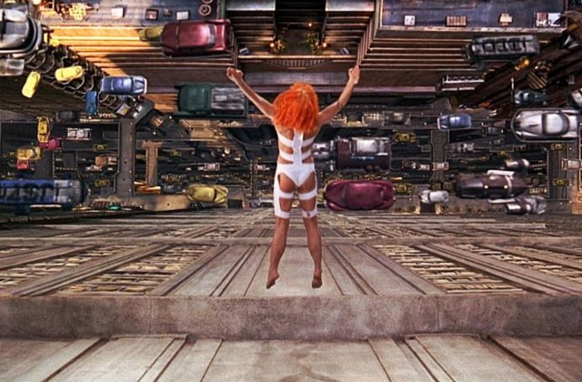 Milla Jovovich v filmu peti element the-fifth-element