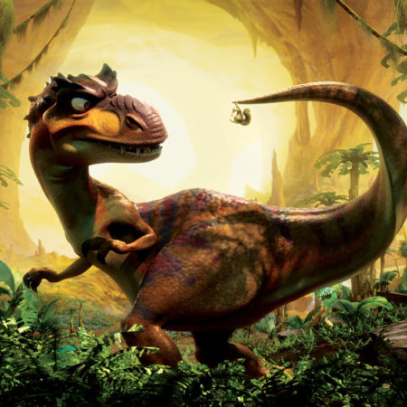 Ledena Doba: Zora dinozavrov (Ice Age: The Dawn of Dinosaurs)
