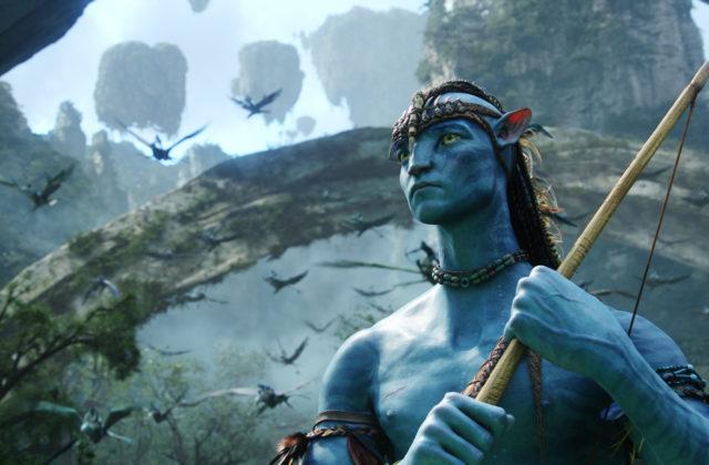Scena iz filma Avatar.
