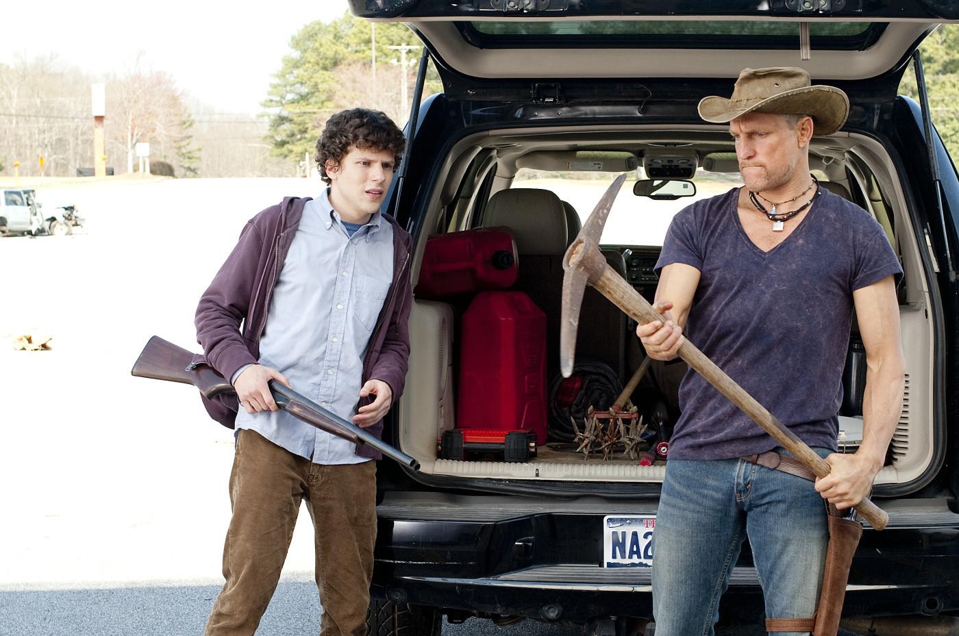 SCena iz filma Dobrodošli v deželi zombijev.
