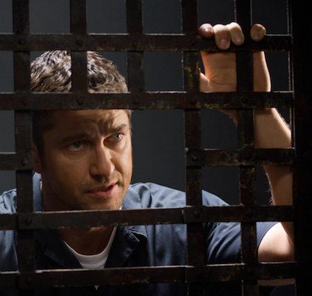 Gerard Butler v filmu Državljan nevarnih namer (Law Abiding Citizen)
