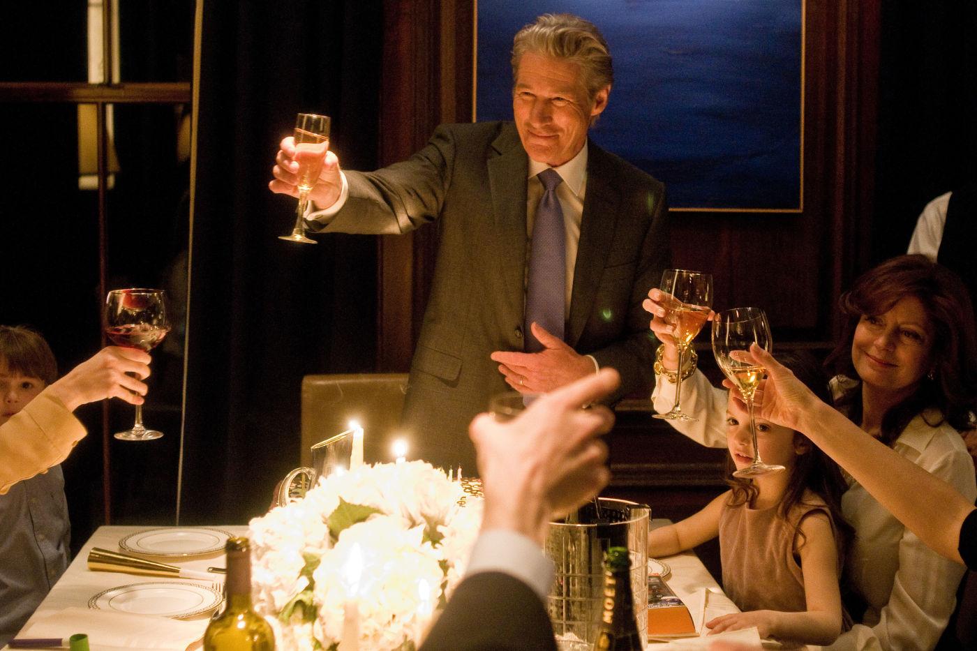 Scena iz filma Arbitraža.
