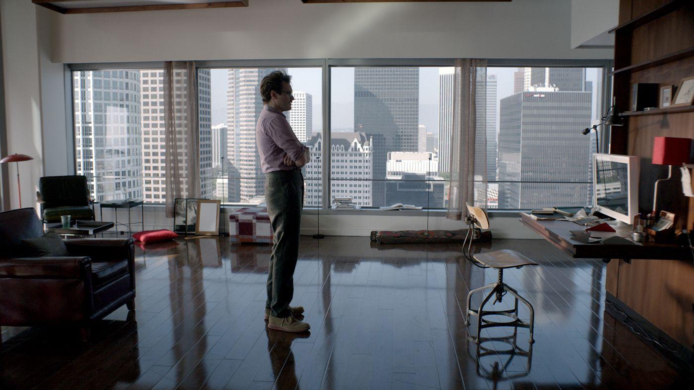 Joaquin Phoenix v filmu Ona (Her)