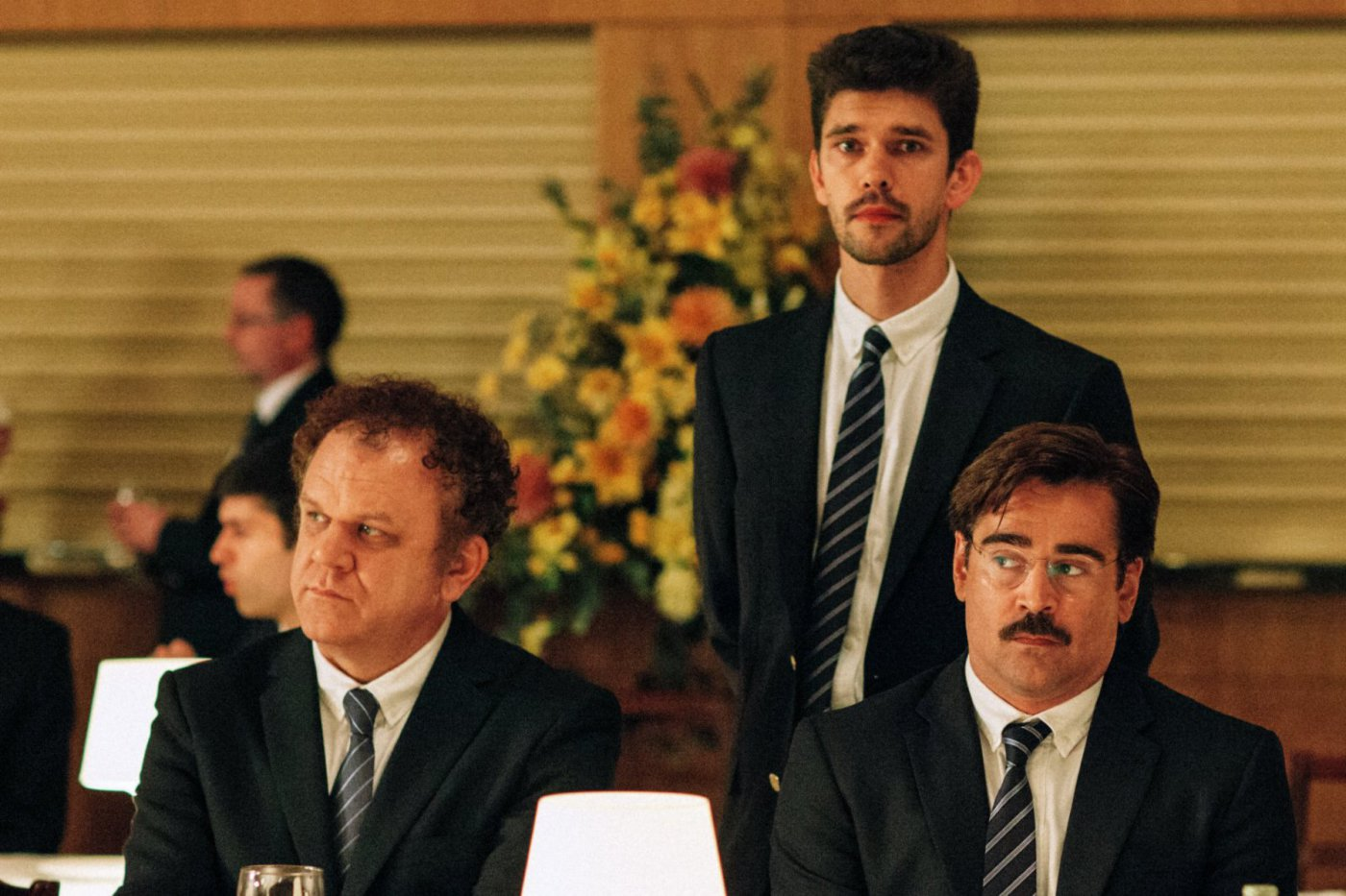 Scena iz filma Jastog (The Lobster).