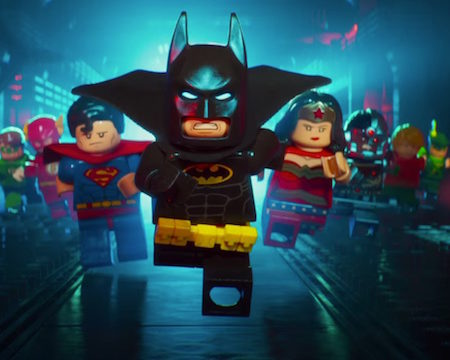 Lego Batman film.
