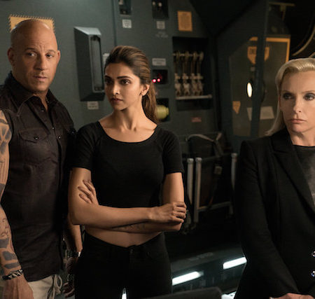 Vin Diesel, Deepika Padukone in Tony Collette v filmu xXx: Reaktiviran.