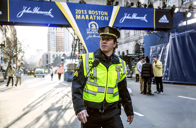 Mark Wahlberg v filmu Bostonski heroji (Patriots Day)