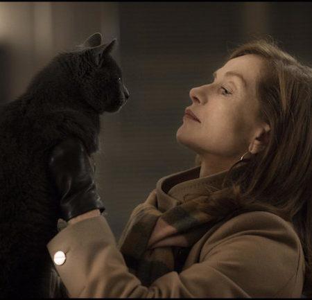 Isabelle Hupert v filmu Ona (Elle).