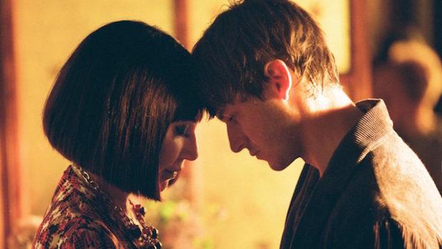 Nathalie Baye in Gaspard Ulliel v filmu Samo konec sveta.