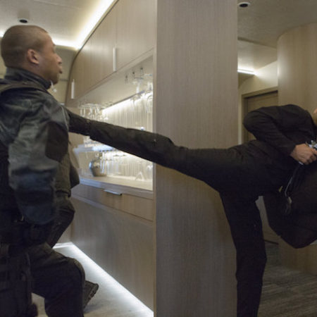 Jason Statham v filmu Hitri in drzni 8.