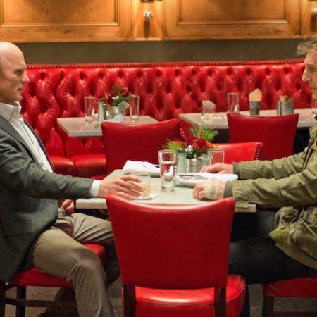 Ed Harris in Liam Neeson v filmu Nočni lov (Run All Night)