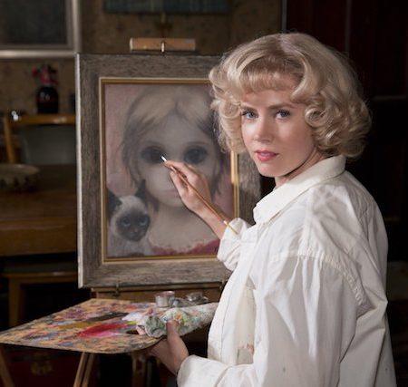 Amy Adams v filmu Velike oči (Big Eyes).