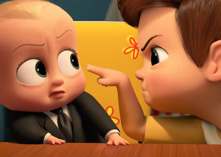Film Mali šef (The Boss Baby)