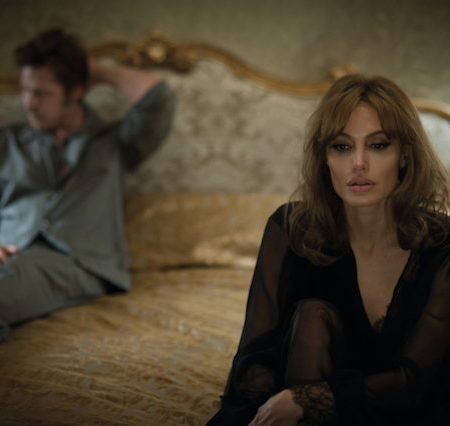 Angelina Jolie v filmu Ob morju/By the Sea.