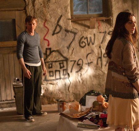 Rachel Weisz in Daniel Craig v filmu Sanjska hiša (Dream House)