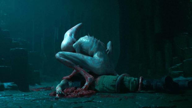 Nova pošast neomorf v filmu Osmi potnik: Zaveza