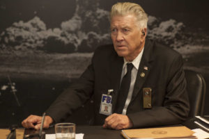 David Lynch v seriji Twin Peaks