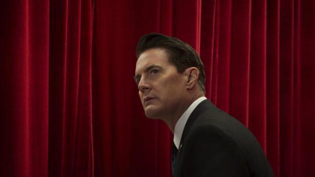 Kyle MacLachlan kot agent Dale Copper v seriji Twin Peaks