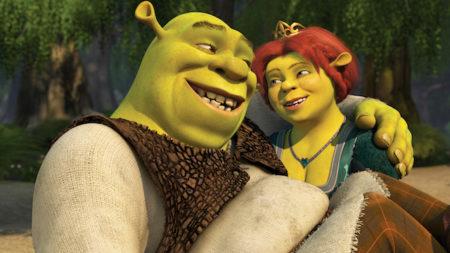 Scena iz filma Shrek za vedno.