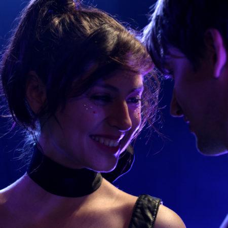 Romanca, flavta in hip-hop v filmu Utrip ljubezni.