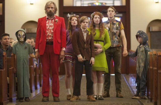 Viggo Mortensen v filmu Kapitan Fantastični