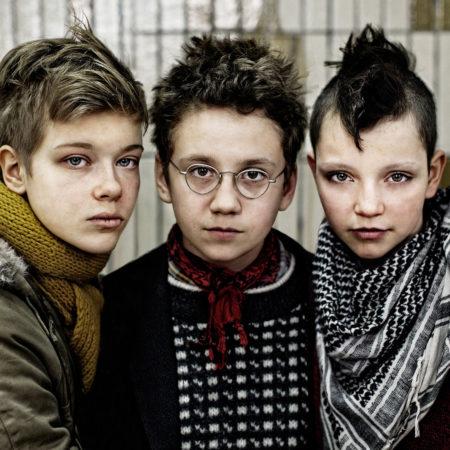 Me smo najboljše je film o dekliškem pank bendu.