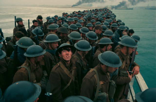 Film Christopherja Nolana Dunkirk