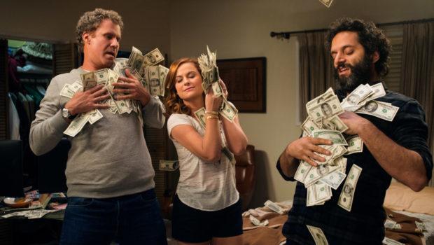 Will Ferrell in Amy Pohler v filmu Kletna ruleta (The House)