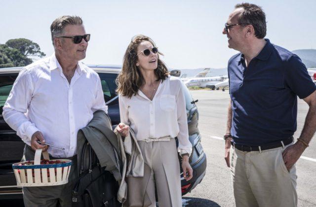 Alec Baldwin, Diane Lane in Arnaud Viard v filmu Pariz lahko počaka