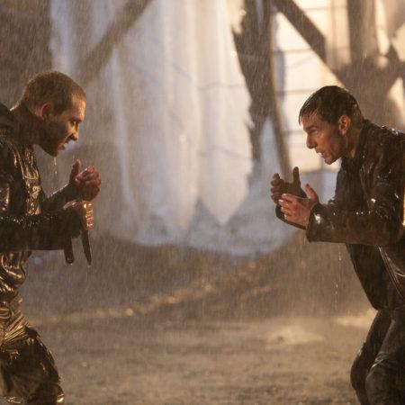 Scena iz filma Jack Reacher.