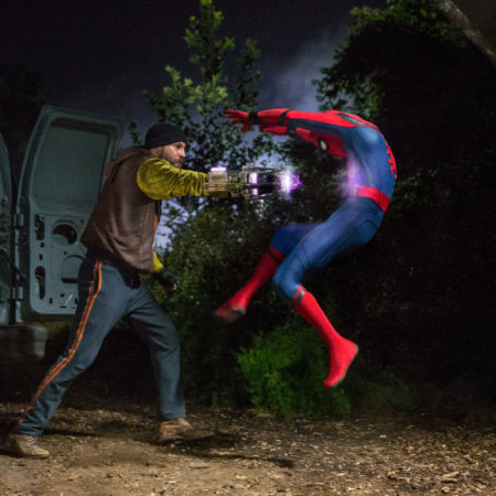 spider-man prihod domov homecoming