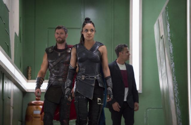 Scena iz filma Thor: Ragnarok.