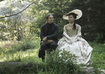 Scena iz filma Kraljevska afera.