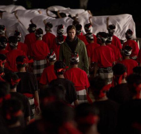 Chris Hemsworth v filmu Heker (Blackhat).