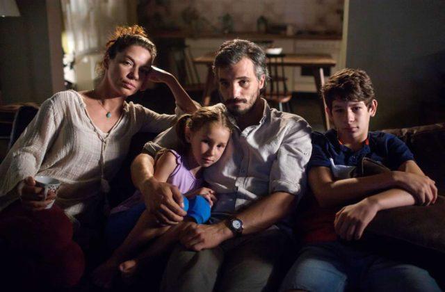 Scena iz filma Družinica.