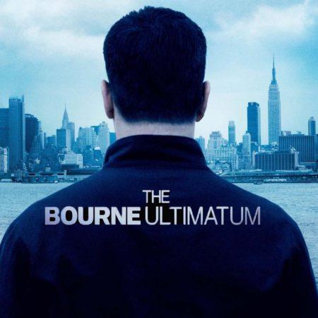 Matt Damon v filmu Bournov ultimat.