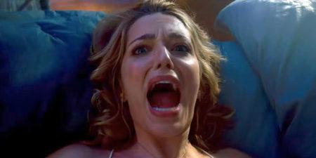 Scena iz filma Srečen smrtni dan.