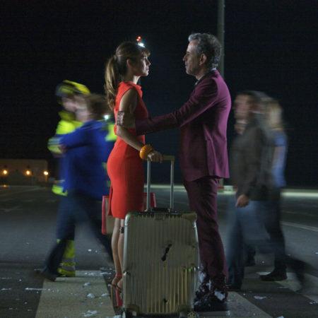 Film Pedra Almodovarja Ljubimci nad oblaki (Los amantes pasajeros)
